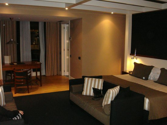 U232 Hotel: habitacion