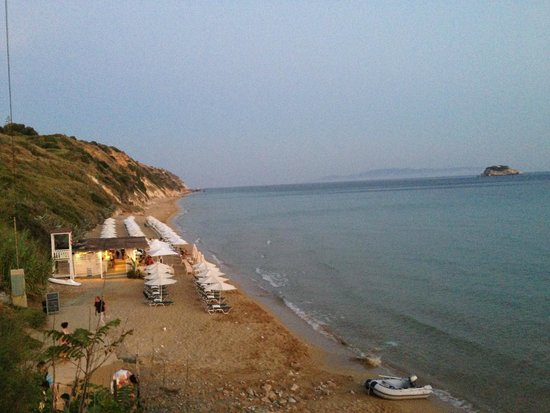 Avithos Resort: Avithos beach