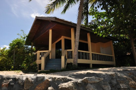 Beck's Resort: The Beach Front Family Bungalow
