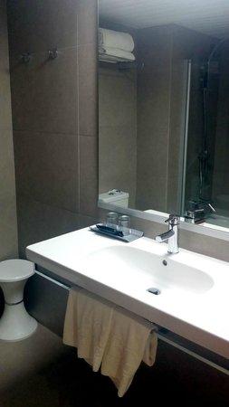 Caballero Hotel: Il bagno
