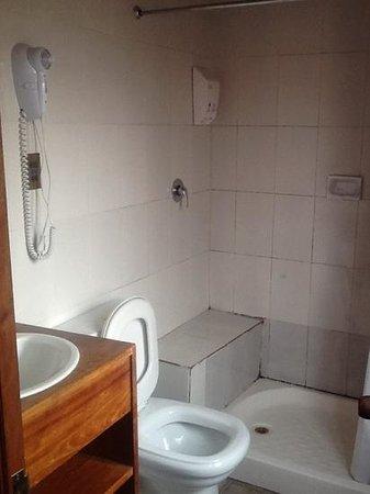 Hotel Boutique La Posada: baño de habitacion