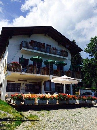 Locanda Alpe Quaggione Trattoria Con Camere