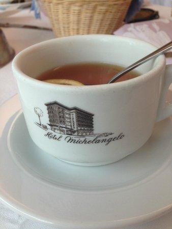 Hotel Michelangelo: Завтрак