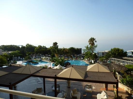 Atlantica Bay Hotel: our room view