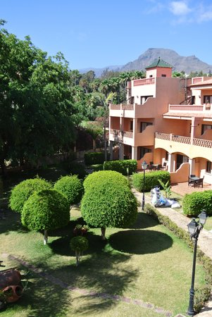 Villa Mandi Golf Resort: The view from rm 306