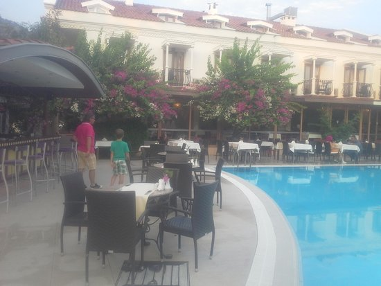 Gocek Lykia Resort Hotel: bar