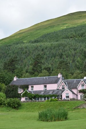 Monachyle Mhor : Nestled in the Trossachs