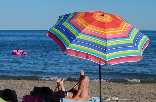 Centro Vacanze Pra delle Torri : Spiaggia