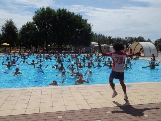 Centro Vacanze Pra delle Torri : Acquagym