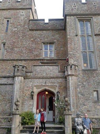 Banwell Castle: amazing banwell