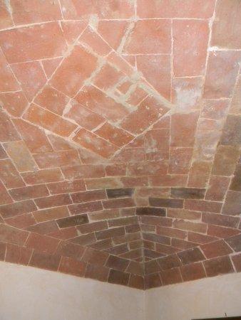 B&B Antica Gabella : meraviglioso soffitto della camera