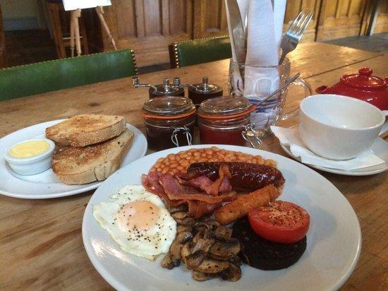 The Blackburne Pub & Eatery : Best breakfast in liverpool