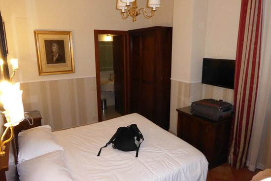Hotel des Artistes: Zimmer