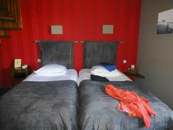 Manoir de Rigourdaine: Bedroom