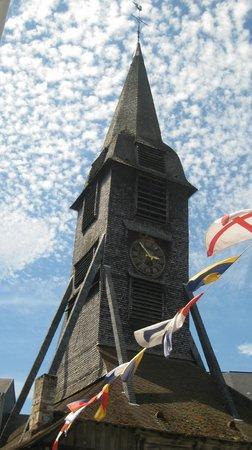 Église Sainte-Catherine : esteriror