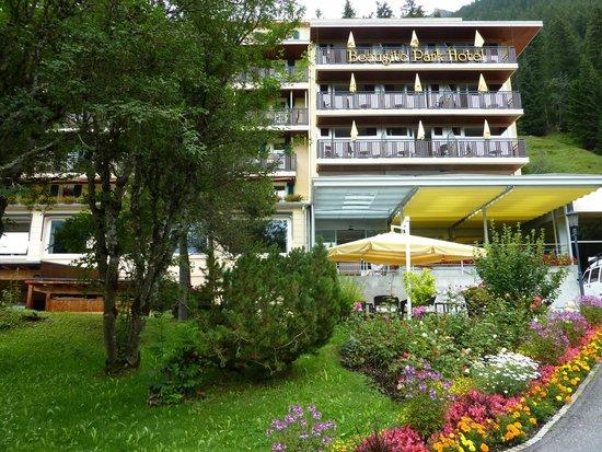 Beausite Park Hotel: Entrée hôtel
