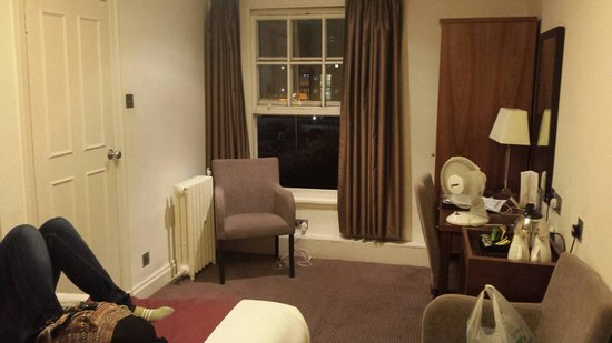 Mercure Southampton Centre Dolphin: Room view