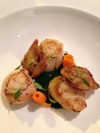 Browns : Scallops