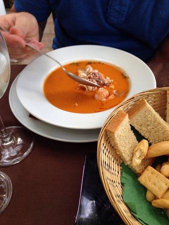 La Fructuosa: Soup