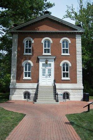 Missouri Botanical Garden: Casa Henry Shaw