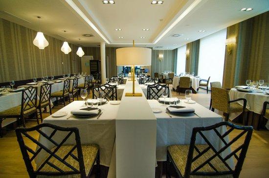 Hotel Bahía Santander: Restaurante
