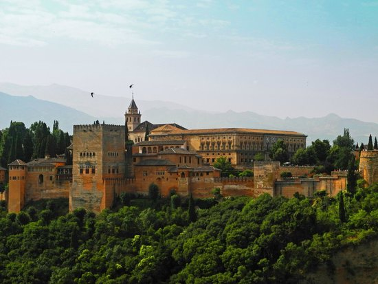 Alhambra am Tag