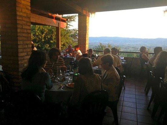 Hotel Da Angelo: Dinner at da Angelo