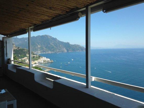 Hotel Villa Felice Relais: Terrazza