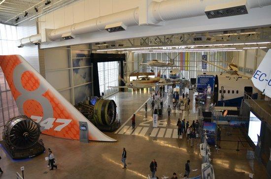 Future of Flight Aviation Center & Boeing Tour: Le musée Future of Flight