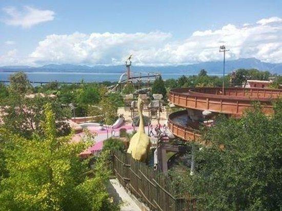 Movieland Park: movieland dall' alto