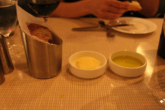 Maze : Olive Oil (and butter!)