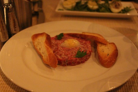 Maze : Steak Tartar