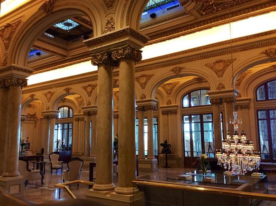 Sofitel Montevideo Casino Carrasco & Spa: Lobby do Hotel