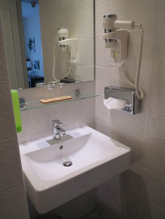 Grand Hotel le Florence: Bathroom