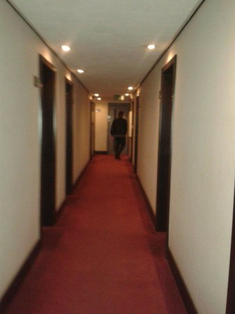 NH Brussels Grand Place Arenberg : Corridor floor 5