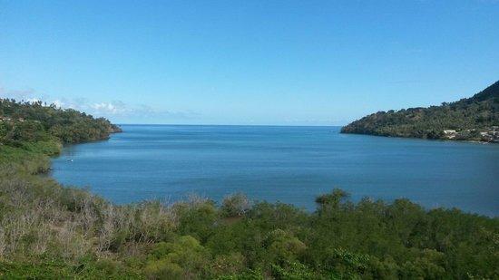Mayotte Découverte : La Baie de Chiconi.