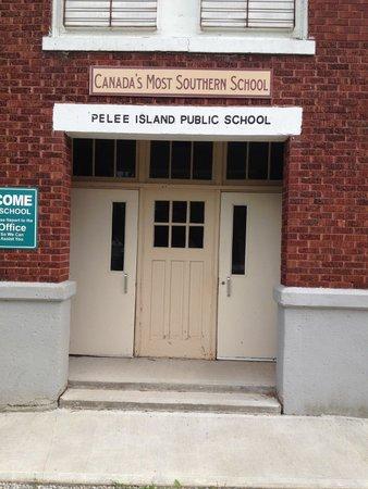 Explore Pelee: School