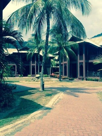 Berjaya Tioman Resort - Malaysia : Chalet superior