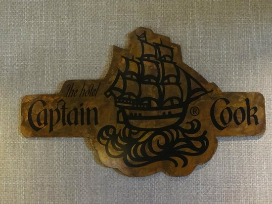 The Hotel Captain Cook: Hotel