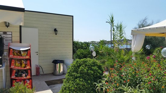 Vista mare picture of il giardino dei semplici santa - Il giardino dei semplici ...