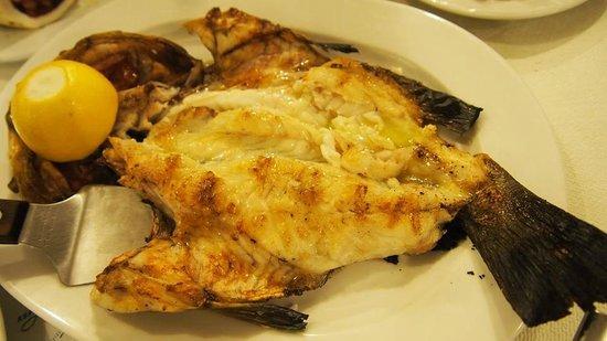 Taverna Katina : Worst seafood ever
