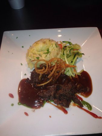 Torch Bistro: Slow roasted pot roast!