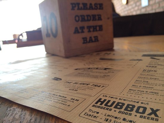 Hub: You must try this place ❤️