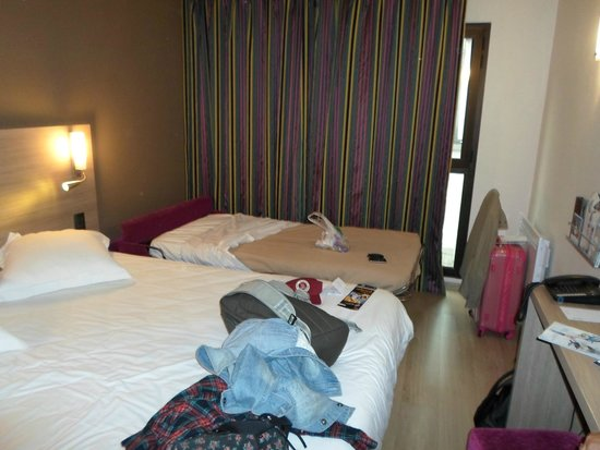 """Hotel Escale Oceania : camera matrimoniale """"superiore"""""""
