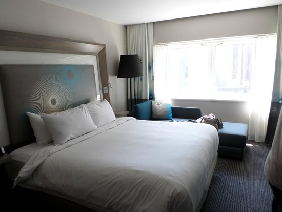 Novotel New York Times Square: Notre chambre