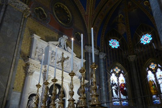 Santa Maria Sopra Minerva: Altar