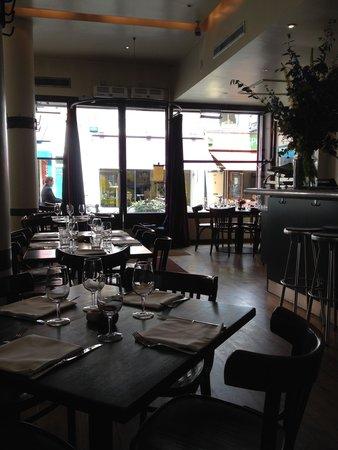 Moro Restaurant: Inside of the Restaurant
