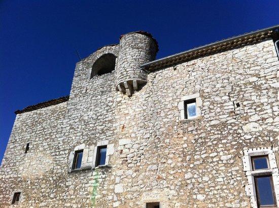 """Domaine de Blancardy - Auberge : Bâtiment dit """"la tour"""""""