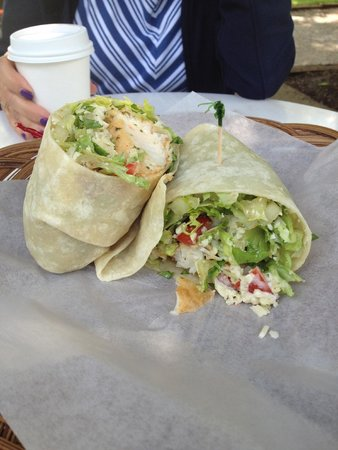 Conorlee's Bakery & Delicatessen: Fresh Pickerel Wrap