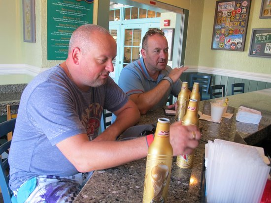 Disney's Old Key West Resort: Bar